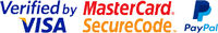Verified by VISA / MasterCard SecureCode