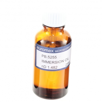 Huile à Immersion EUROMEX 25ml