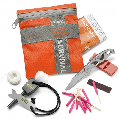 Kit de Survie Basic Bear Grylls GERBER