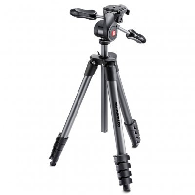 Trépied MANFROTTO Compact