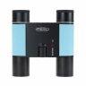 Jumelles PERL Nyroca Mini ED 10x25 bleue