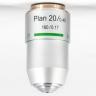Objectif Microscope PLAN 20x