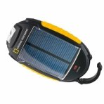 National Geographic Chargeur solaire NATIONAL GEOGRAPHIC 4en1