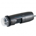 Microscope USB DINO LITE Edge 10x 140x Longue Distance de travail + Polariseur