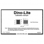 Mire de calibration DINO-LITE (50 pièces)