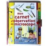 Mon carnet d'observation au microscope (MILAN)