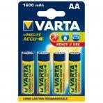 VartaPiles Rechargeables VARTA AA