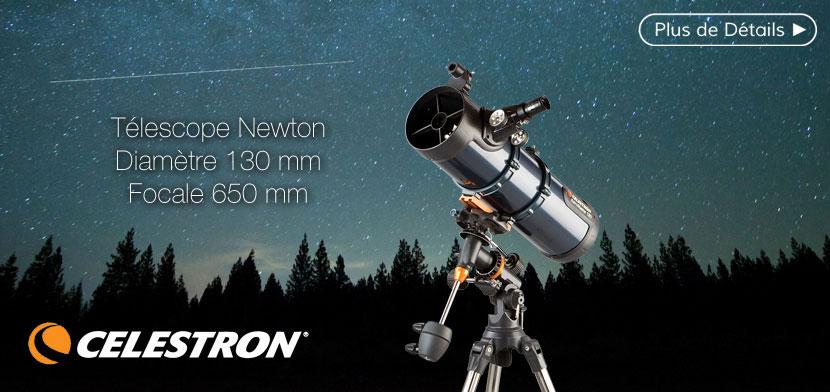 Télescope CELESTRON Astromaster 130 650