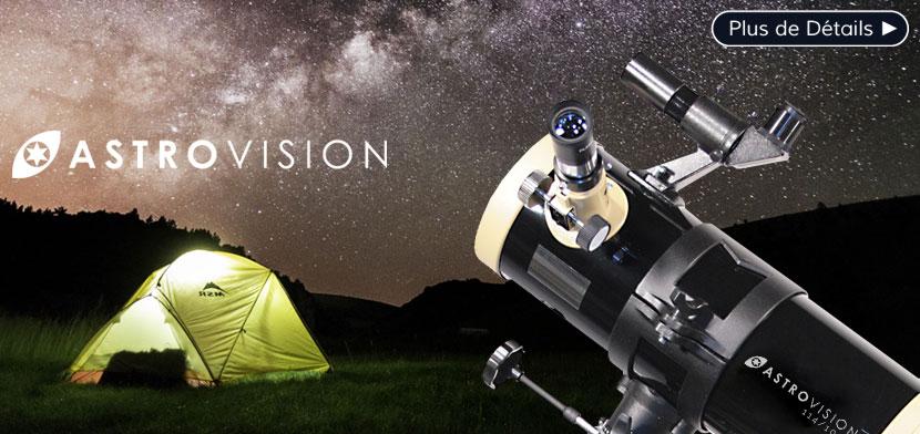 Télescope ASTROVISION 114 1000