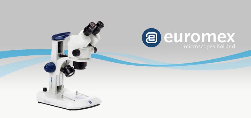 Loupe Binoculaire EUROMEX StereoBlue Bino Zoom 7-45