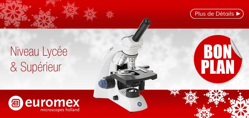Microscope EUROMEX 40x 100x 400x 1000x