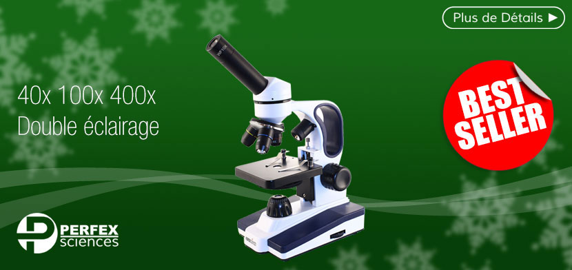 Microscope PERFEX 400x Initiation 2.1